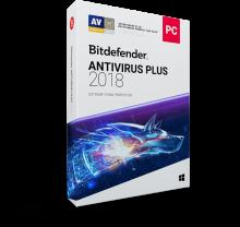 Jual Bitdefender Antivirus Plus 2018 murah di Bogo