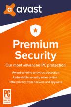 Jual Avast Premium Security 1PC 1Thn Original Garansi Resmi dan Murah di Medan
