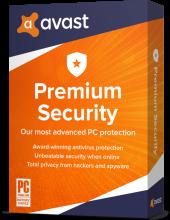Jual Avast Premium Security 1PC 1Thn Original Garansi Resmi dan Murah di Jakarta