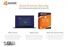 Jual Avast Premium Security 1PC 1Thn Original Garansi Resmi dan Murah di Bandung