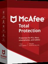 Jual McAfee Total Protection murah di Jakarta