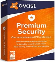 Jual Avast Premium Security 1PC 1Thn Original Garansi Resmi dan Murah di Denpasar