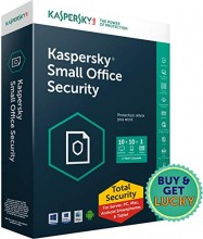 Jual Kaspersky Small Office Security (KSOS 10) murah di Bandung