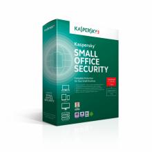 Jual Kaspersky Small Office Security (KSOS 5) murah di Surabaya