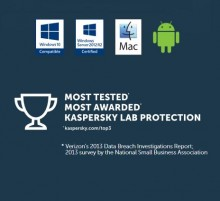 Jual Kaspersky Small Office Security (KSOS 5) murah di Surabaya