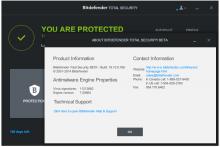 Jual Bitdefender Total Security 2018 murah di Jayapura