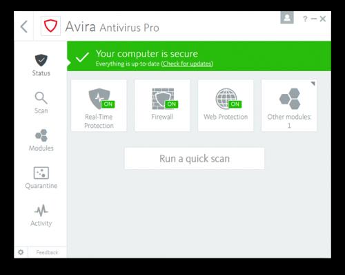 Jual Avira Antivirus Pro Murah Di Depok Antivirus